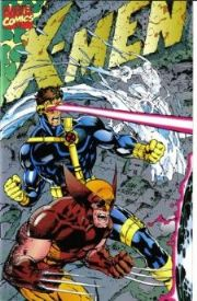 X-Men Comics (1991 Series)